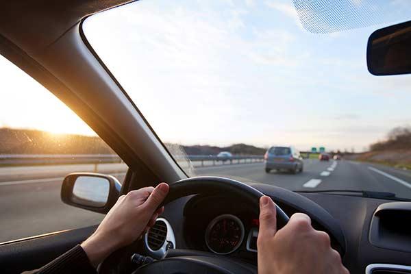 Le plaisir de conduite d''une voiture en diesel
