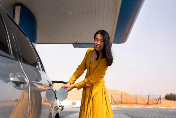 Le prix du diesel